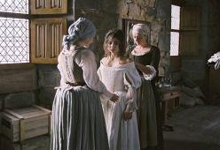 Tournage du court métrage Azurite de Maud Garnier