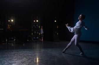 Ballet de l'Opéra de Paris au Quartz, Brest.
